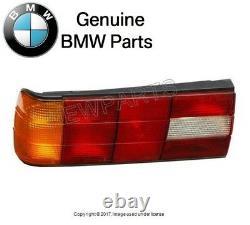 Nouveau Pour Bmw E30 Taillight Lenter Left Driver Genuine Oem Tail Light Brake