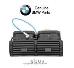Nouveau Pour Bmw E39 Dashboard Air Vent Center Black Dash Ventilation Climat Véritable