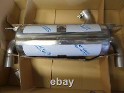 Nouveau Véritable Bmw M140i F20 LCI F21 LCI M Performance Exhaust Silencer Back Box