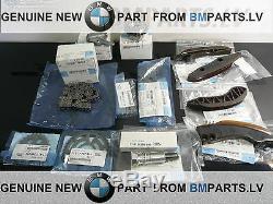 Nouveau Véritable Bmw N47 Supérieur Basse Chaîne De Distribution Kit All Set