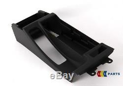 Nouveau Véritable Bmw Série 3 Center Console Version E46 Black Base Shwartz Rhd 8218306
