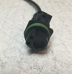 Nouveau Véritable Bmw Vue Latérale Droite Pare-chocs Caméra Lvds Cable Wire 61119182329