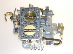 Nouveau Weber Authentique 38 Dgms Carby Carb Gemini Escort Capri Cortina Datsun Bmw