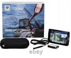 Nouvelle Authentique Bmw Motorrad Navigator 6 VI Sat Nav 77528355994