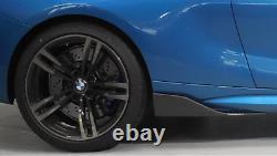 Paire Nouvelle Bmw F87 M2 Side Carbon Attachments 51192365984 51192365985