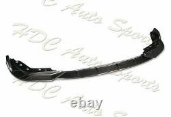 Pour 19-21 Bmw G20 M-sport M340i Real Carbon Fiber Front Bumper Spoiler Lip 3pc