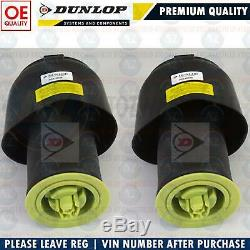 Pour Bmw 5 Series F07 F11 Granturismo Arrière Véritable Dunlop Air Suspension Coussins Gonflables