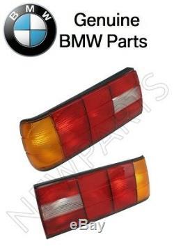 Pour Bmw E30 318i Paire Jeu De Gauche Et Droite Taillights Objectif Véritable