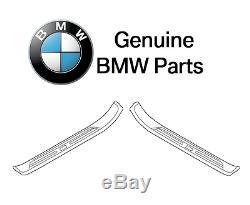 Pour Bmw E39 525i 528i M5 Paire Ensemble De Deux Porte Avant Sill Véritables Plaques