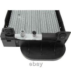Pour Bmw E70 E71 E72 X5 X6 Driver Left Aluminum Core Auxiliary Radiator Genuine