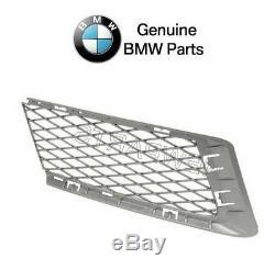 Pour Bmw E92 E93 335i Xdrive Ensemble De 3 Pare-chocs Avant Couverture Ouverte Véritable Grillages