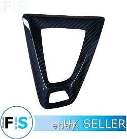 Pour Bmw Genuine Carbon Fibre Gear Shift Surround Cover Trim M2 M3 M4 F87 F80 F82