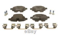 Pour Bmw Série 5 F10 Avant Et Arrière Avec Frein Ventilé Rotors Pads Et Capteurs D'origine