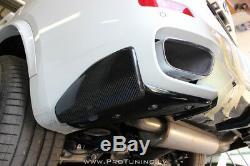 Pour Bmw X5 F15 Performance Réel En Fibre De Carbone M Sport Kit Angle Optimal Du Corps