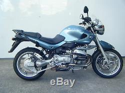 R850r Originale Bmw R1100r R1150r Zylinderschutz Bis 2002 Gardes Véritables Moteurs