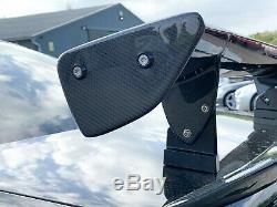 Réelle En Fibre De Carbone Gts Style Spoiler Pour Adapter Bmw M3 E90 E92 E93