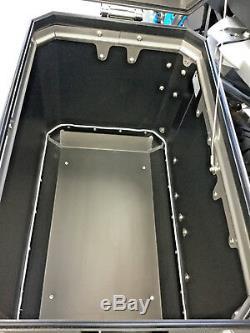 Sacoches D'origine En Aluminium Noir Pour Bmw R1200gs Adventure LC Avec Serrures Codables