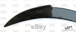 Série 6 M Bmw M6 F06 Réel En Fibre De Carbone Vrs Style De Démarrage Du Coffre Becquet