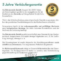 Sport Stoßstange Vorne Sra / Pdc Lackiert + Zubehör De Für Bmw E39 + Abe Nicht M