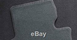 Tapis De Sol En Velours Sur Mesure Pour Automobiles Bmw, Série E90 / E91 3, Série 51477316578