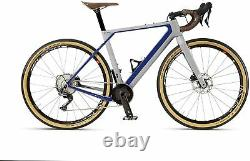 Véritable 3t Pour Bmw Exploro Gravel Bike Grey/blue Medium Shimano Grx 80915a0a485