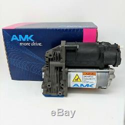 Véritable Amk Bmw X5 E70 X6 E71 Suspension Pneumatique Pompe Compresseur A2018