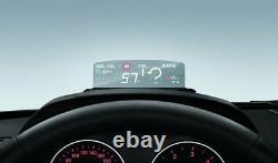 Véritable Bmw 1 2 3 4 5 X1 X3 X4 Écran D'affichage Tête Haute Avec Kit D'installation Réglé