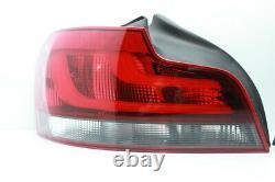 Véritable Bmw Blackline Rear Tail Lights Lamp Facelift Retrofit 1 Série E88 E82