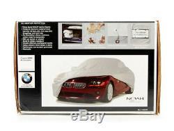 Véritable Bmw E30 318i 325i M3 Outdoor Car Cover Noah Tissu Nouveau 82110002790