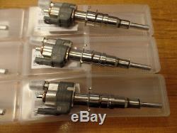Véritable Bmw E87 / E90 / E60 1 3 5 Série N43 N53 Essence 6 X Injecteur De Carburant Index 11