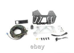 Véritable Bmw F10 F10 LCI Série 5 Rétrovis Camera Kit De Rénovation Oem 61122154696