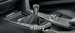 Véritable Bmw F30 / 31 F32 M Performance Levier De Vitesses Et Alcantara Gaiter 25112222535