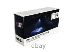 Véritable Bmw Led Door Logo Projecteurs Puddle Lights New 63312468386
