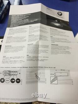 Véritable Bmw Led Door Logo Projector Light Oem 63312414105