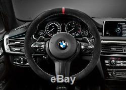 Véritable Bmw M Performance Carbon / Alcantara Volant 32302230188 Lloyd