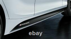 Véritable Bmw M Performance Sill Decals 3 Series M Sport F30 F31 51192240983