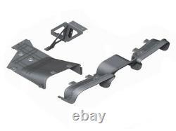 Véritable Bmw Mini R56 Cooper S Gp2 Rear Bumper Diffuseur Kit 51747330558