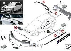 Véritable Bmw Série 1 M Performance Body Kit Exterieur Kit Styling
