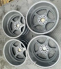 Véritable Bmw Z4 Bbs Split 18 Style 108 Staggered Bbs Split M Sport Alloy Wheels