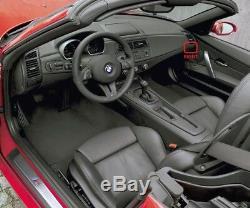 Véritable Bmw Z4 (e85 / E86) Roadster Coupe Drink Coupe Can Holder Pair Noir