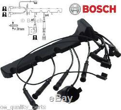 Véritable Bosch Mène Ignition Bmw E30 Câbles Wires E36 316 318 I 316i 318i Cabrio