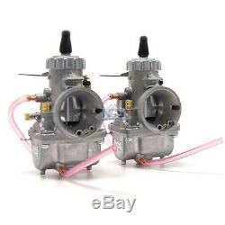 Véritable Glissière Ronde De 34mm Véritablement Mikuni À Jett Bmw S90 Carburateur Carb Set Vm34-r90
