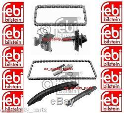 Véritable Kit Chaîne De Distribution Febi Bilstein Bmw 3 E36 E46 5 E34 E39 E60 M50 M42 M54