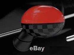 Véritable Mini Jcw Pro Mirror Cap Set F54 F55 F56 F57 F60 51142354925 51162409458