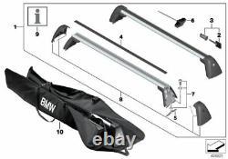 Véritable Nouvelle Bmw F20/f21 Barres De Toit 82712361813