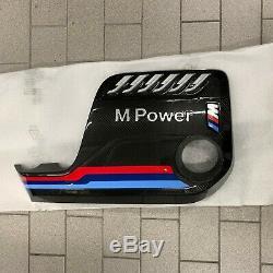 Véritable Nouvelle Bmw M Performance S55 Carbone Couvercle Du Moteur M2 M3 M4 11122413815
