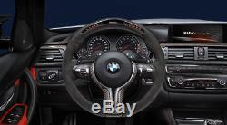 Véritable Volant M3 M4 Pour Affichage De Course Bmw / Performance Alcantara Bmw