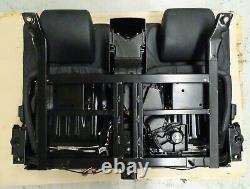 Véritable X5 Bmw F15 2013-2018 Arrière Troisième Rangée Sièges Pliants Électriques Cuir Noir