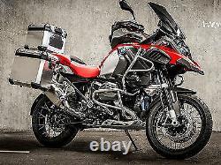 Véritables Boîtiers Bmw Motorrad K25 R1200gs Adventure Top And Side Aluminium