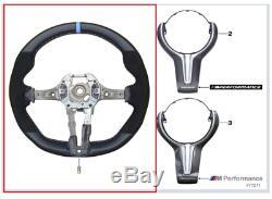 Volant D'origine Bmw M Performance Pro M2 / M3 / M4 Pn 32302413014 Uk Race